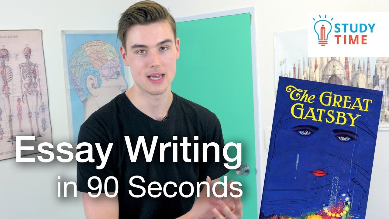 essay writing in seconds study advice for ncea studytime  essay writing in 90 seconds study advice for ncea studytime nz