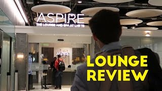 Lounge Review: Aspire Lounge and Spa at London LHR T5
