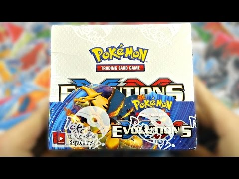 Pokemon Cards - EARLY XY Evolutions Booster Box Opening! [All 36 EPIC Packs]