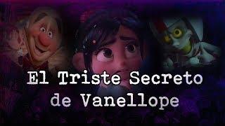| El Triste Secreto De Vanellope | La Trágica Historia Detr...