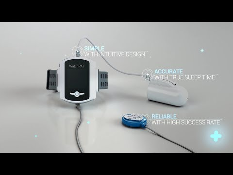 Home Medical Equipment for Sleep Apnea Diagnosis | Itamar