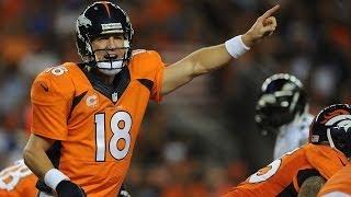 Richard Sherman Makes Fun of Peyton Manning