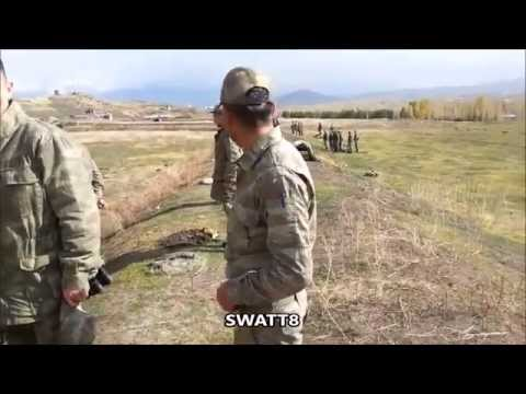 Mehmetçiğin Kamerasından - BTR - Doçka Talim Atışı