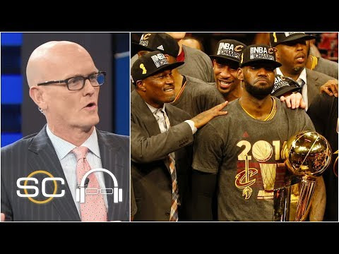 Remembering the Cavaliers' first NBA title in 2016 vs. the Warriors | SC with SVP