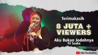 AKU BUKAN JODOHNYA - TRI SUAKA | Cover by Nabila Maharani with NM BOYS