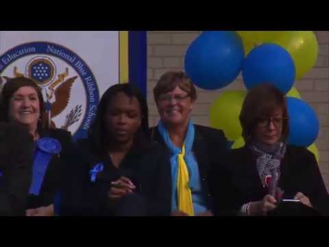 2015 Blue Ribbon Celebration LaSalle Language Academy Chicago