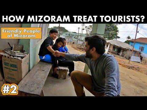 HOW MIZORAM TREAT TOURISTS?