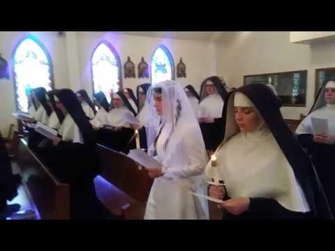 Download Sister Maria Goretti Novitiate Ceremony Mater Dei Convent