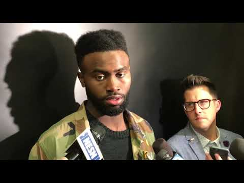 Jaylen Brown, Boston Celtics wing, breaks out vs. Chicago Bulls: 'Jaylen can get to the rim at any time'