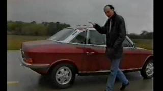 NSU Ro80 Featured on Top Gear 1995