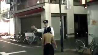 【きちがいDQN】警察官にケンカ売るヤンキー 馬鹿 thumbnail