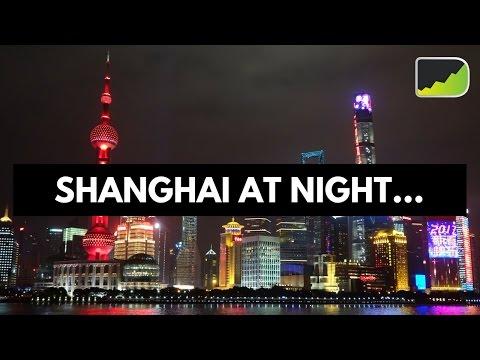 Shanghai At Night Is Just Amazing...[Vlog]