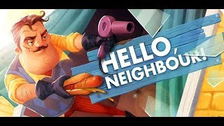 Hello Neighbor Review (Apple iPad 9.7 2018 Gameplay)