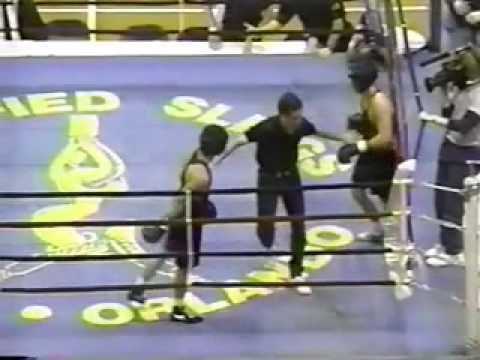 UF SlugFest 1992 - Ben Blank v Rick Buchalter (Round 3)