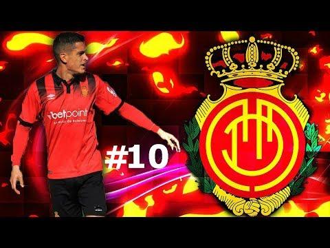 La Remontada De Castro Dios!!!-Soccer Manager 2019 Con El Mallorca