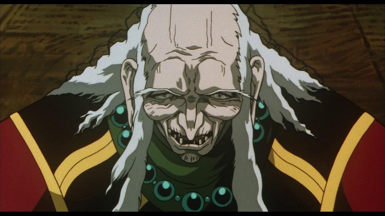 "Download Vampire Hunter D: Bloodlust ""Les Barbarois"" - Francais - 1080P"