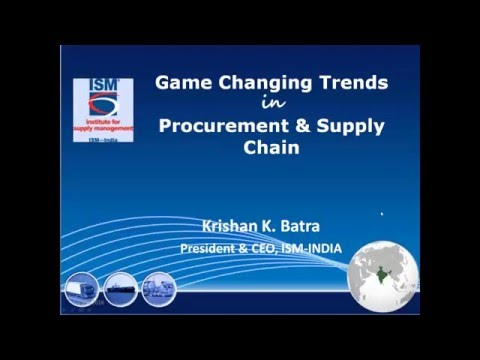 Procurement Trends 2016