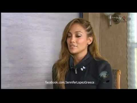 Jennifer Lopez Interview With Adela Micha In Mexico 13/03/12