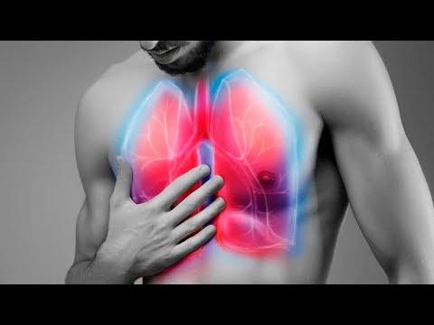 Болят легкие трудно дышать
