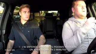 Justin Bieber Carpool Karaoke Vol 1 VOSTFR 3 3.mp3