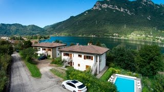 Ferienunterkünfte am Idrosee / Vacation houses Lake Idro