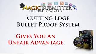 Magic Submitter Tutorial & Informations about How to Get Started