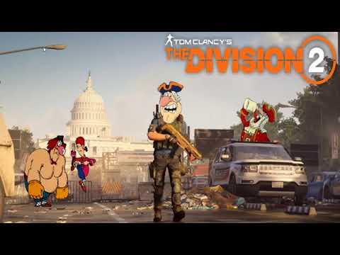 Чуден игровой процесс в The Division 2. Часть 3.