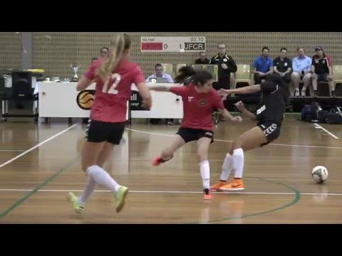 2015 Futsal Premier League - Grand Final Women's
