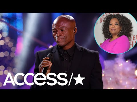 Seal Addresses The Backlash To His Controversial Oprah Comments | Access