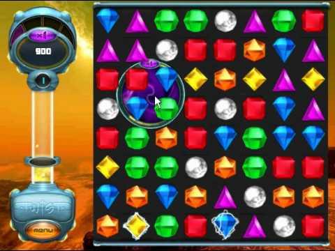 Bejeweled Twist Online - Level 1