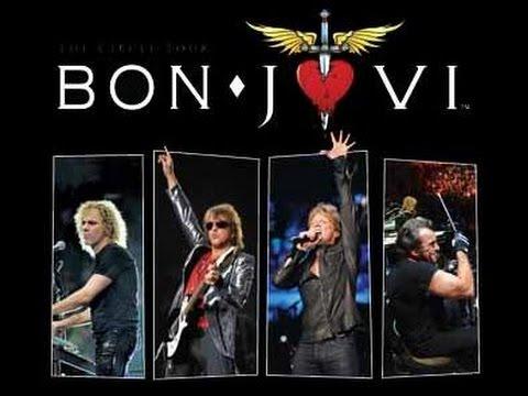 Bon Jovi  mejores canciones