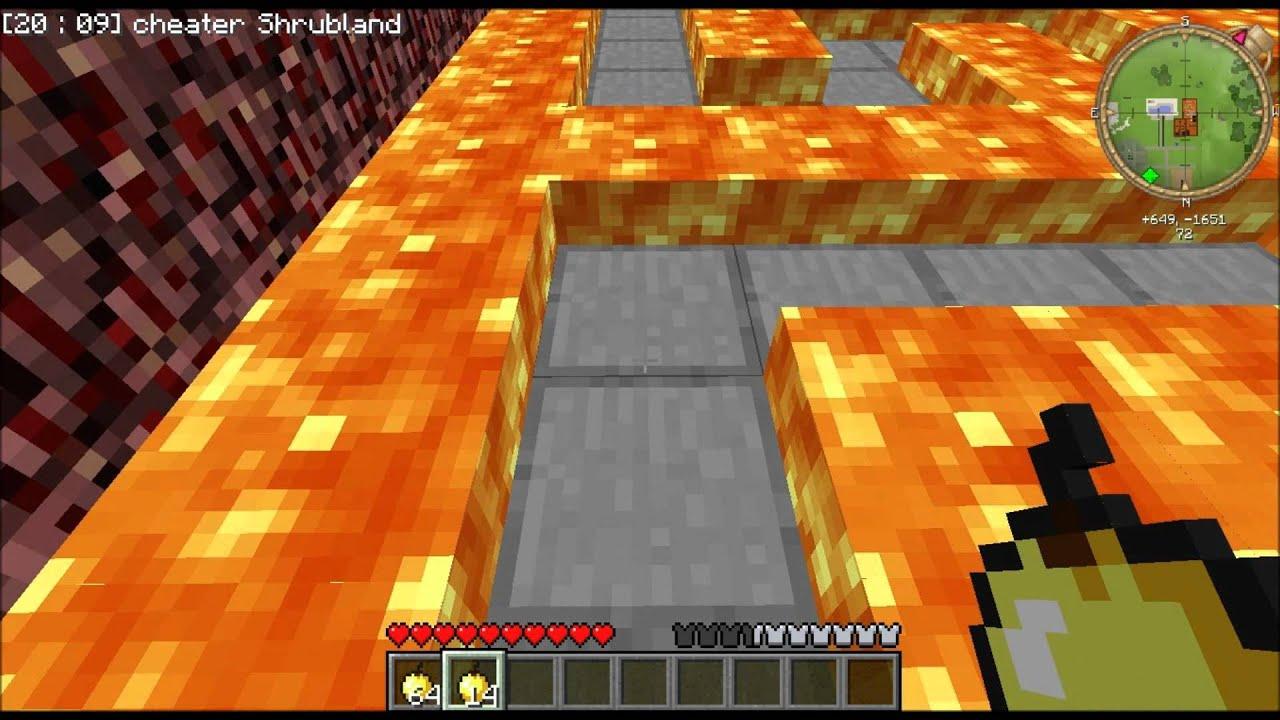 The Nether Obby Of Doom Minecraft YouTube