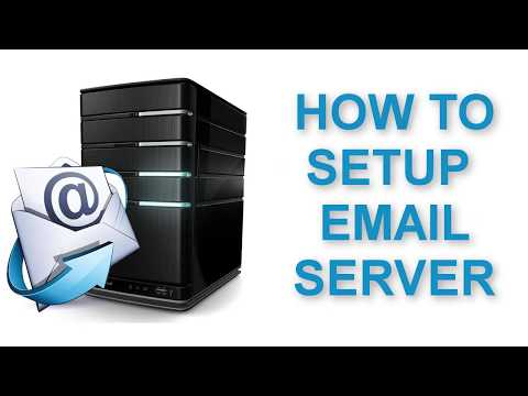 Your Own Email Server : Part 1 (hMailServer) - YouTube