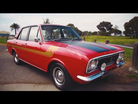 Ford Cortina MK2  - Shannons Club TV - Episode 68