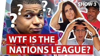 Is the Nations League bullshit or good for business? | Nations League explained