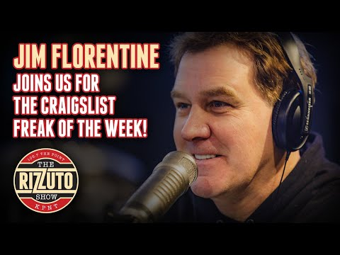 Jim Florentine weighs in on the FREAK OF THE WEEK ads [Rizzuto Show]