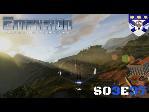 """Empyrion Galactic Survival (S03) -Ep 37 """"Mining Hopper"""" -Multiplayer """"Let's Play"""""""