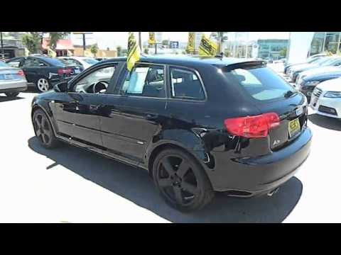 2008 Audi A3 2 0t Wagon 4d Los Angeles Ca 420333 Youtube