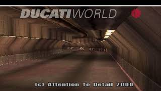 Ducati World Racing Challenge (Intro) - PS 1