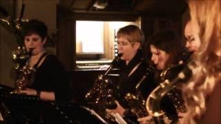 Sax Choir – Danzón Nº 2