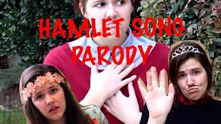 The Uncle Who Stole My Throne// Hamlet Parody