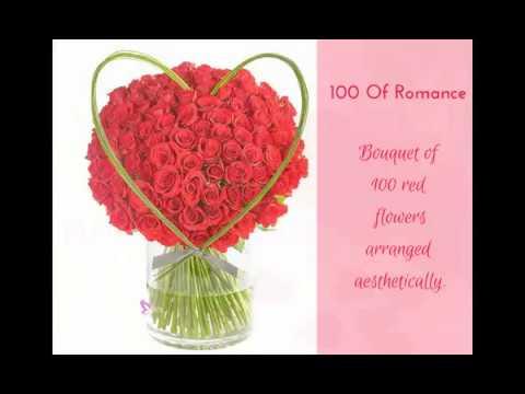 Top 10 red flower bouquets   Dubai florist