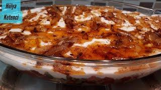 Yoğurtlu Köz Patlıcan Salatası Tarifi - Hülya Ketenci - Yemek Tarifleri