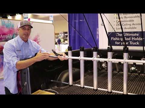 Portarod Inshore Five Rod Holder At ICAST 2017