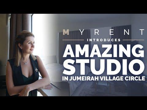 Amazing Studio in Jumeirah Village Circle (JVC), Reef Residence, Dubai / MyRent.ae review