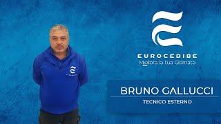 Bruno Gallucci - Il tecnicismo fatto persona 🧑🔧