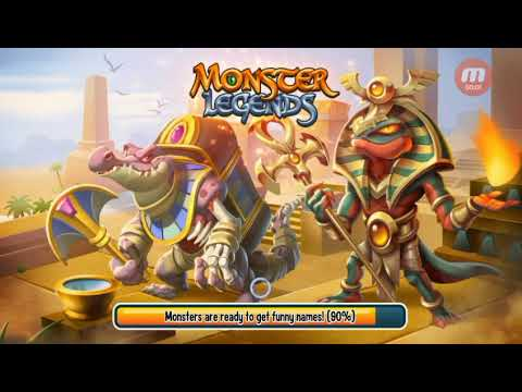 Monster Legends | War Child Breeding Event | Breeding Arcade | My progress in Ancient Progressive