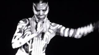 Nipple to the Bottle by Grace Jones Hollywood Bowl September 27 2015