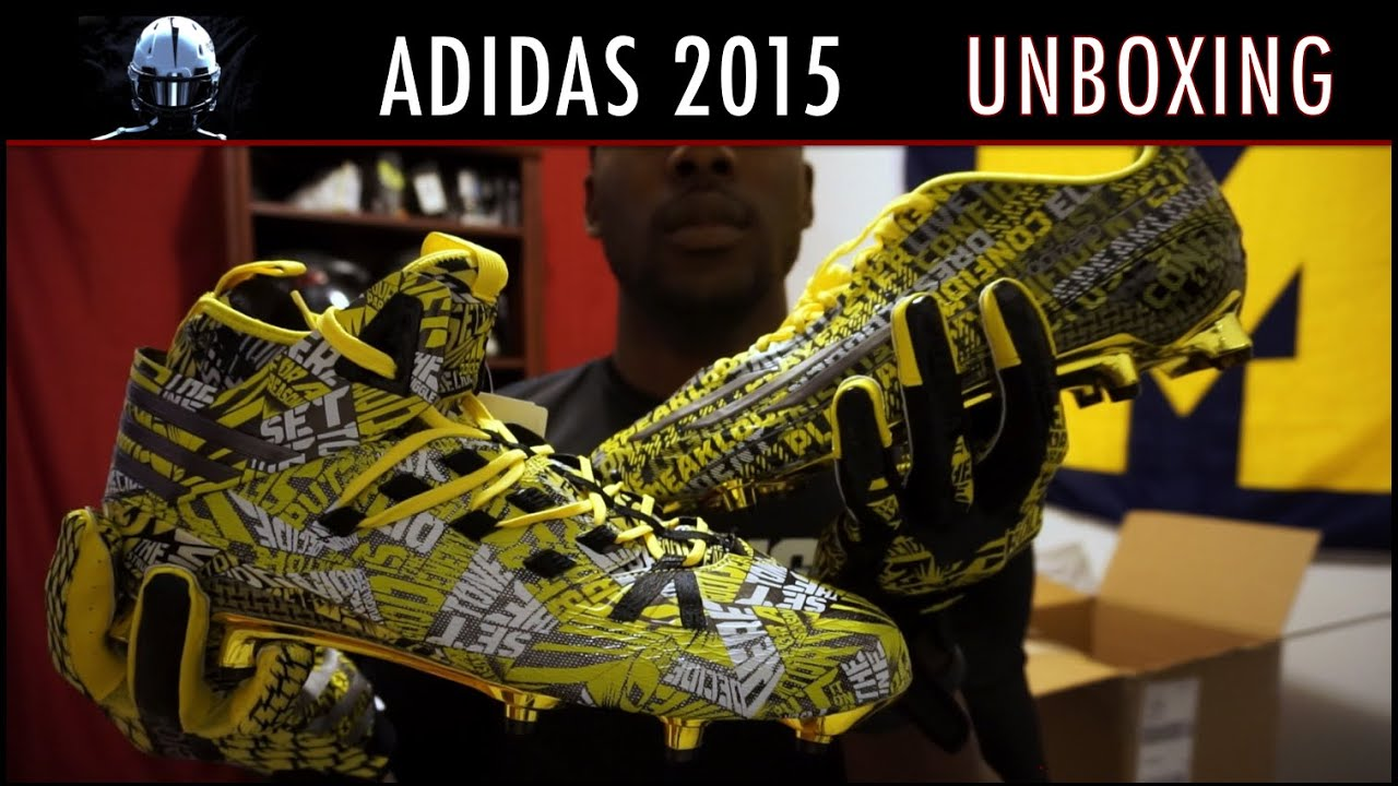 Adidas 2015 galloccia & guanto unboxing 218 su youtube