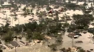 Rückblick 25 Jahre Mittagsmagazin: Naturkatastrophen und das Leid der Menschen